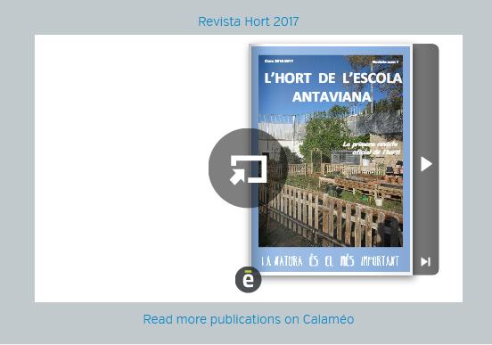 Revista Hort 2017
