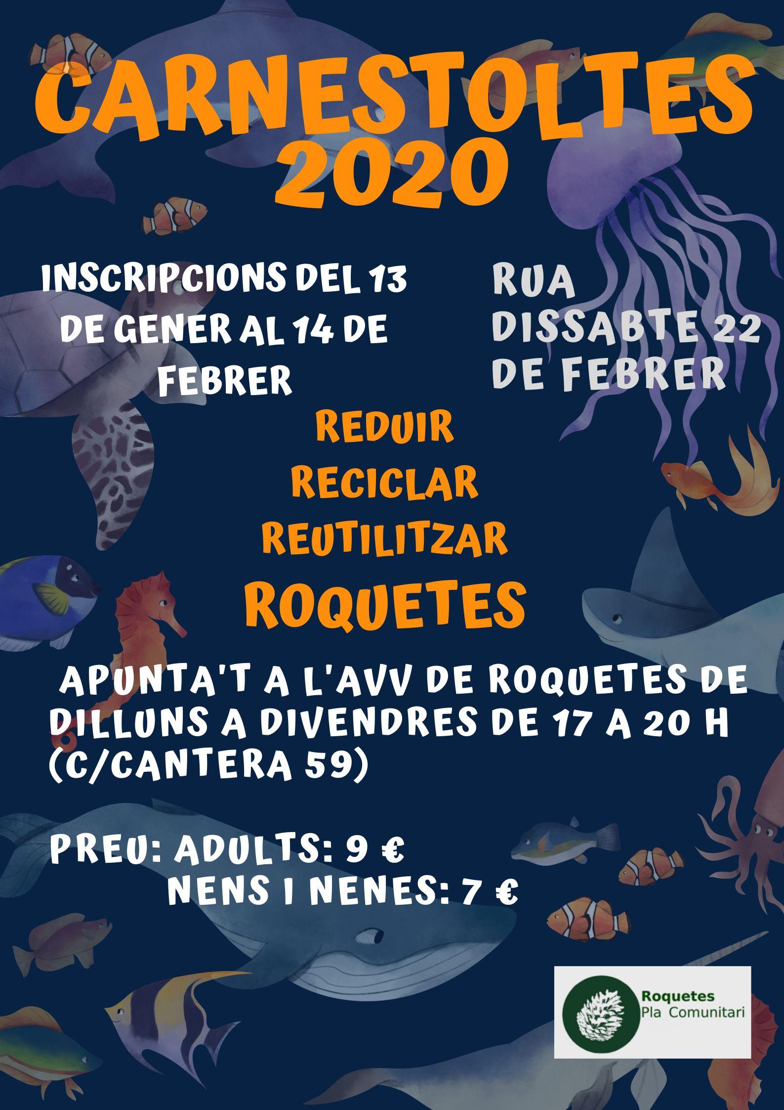 CARNESTOLTES ROQUETES 2020